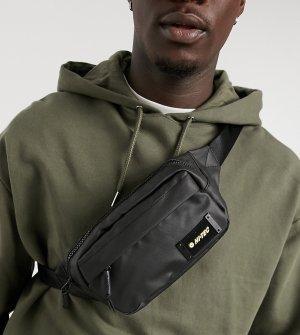 Черная сумка-кошелек на пояс Harker-Черный цвет Hi-Tec