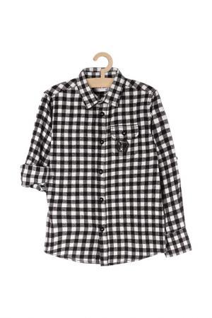 Рубашка для мальчиков 5.10.15.. Цвет: черный