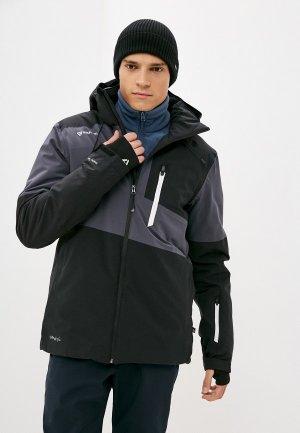 Куртка горнолыжная Brunotti Sad. Цвет: черный