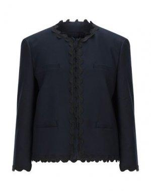 Пиджак REDValentino. Цвет: темно-синий