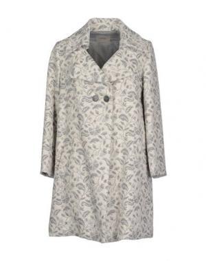 Пальто ...À_LA_FOIS.... Цвет: светло-серый