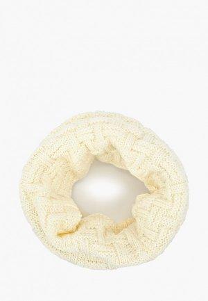 Снуд Buff Knitted&Polar Neckwarmer Airon. Цвет: белый