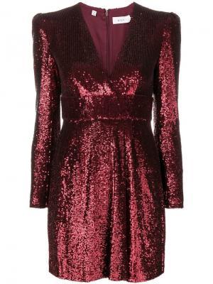 Платье с пайетками A.L.C.
