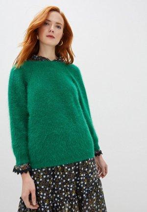 Джемпер Ba&Sh. Цвет: зеленый
