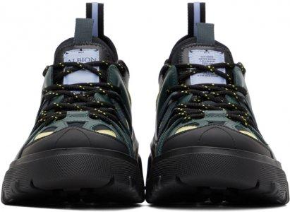 Green Orbyt Descender Sneakers MCQ. Цвет: 1040 conifer mix