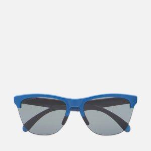 Солнцезащитные очки Frogskins Lite Oakley. Цвет: синий