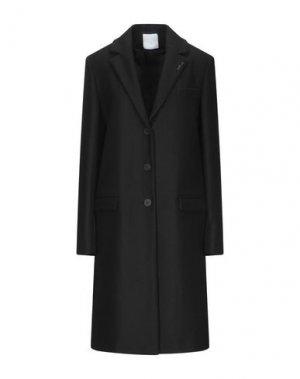 Пальто GAëLLE Paris. Цвет: черный