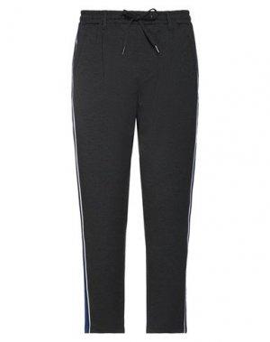 Повседневные брюки JACK & JONES. Цвет: стальной серый