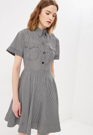Платье Calvin Klein. Цвет: черный