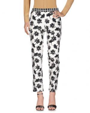 Повседневные брюки ANNA RACHELE JEANS COLLECTION. Цвет: белый