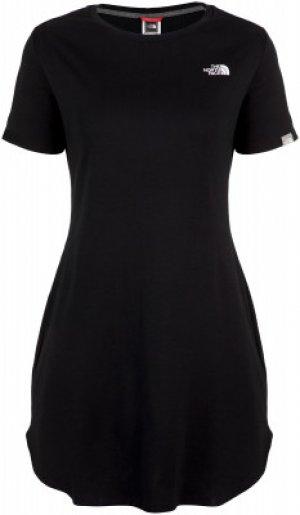 Платье женское , размер 48-50 The North Face. Цвет: черный