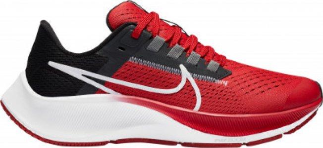 Кроссовки для мальчиков  Air Zoom Pegasus 38 (GS), размер 39 Nike. Цвет: красный