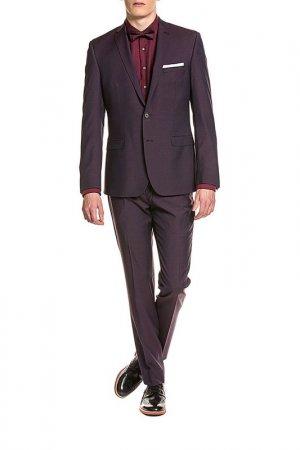 Suit Ben Sherman. Цвет: dark red
