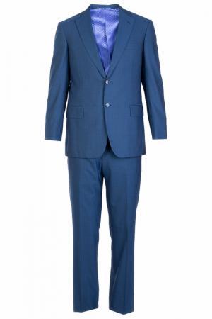 Костюм: пиджак и брюки CASTANGIA. Цвет: мультицвет