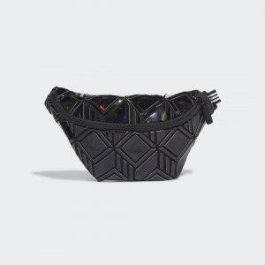 Сумка на пояс Originals adidas. Цвет: черный