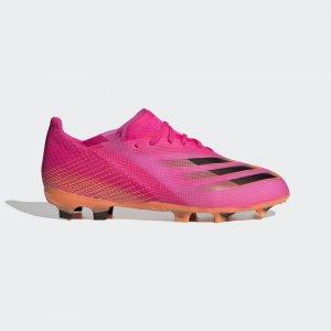 Футбольные бутсы X Ghosted.1 FG Performance adidas. Цвет: черный