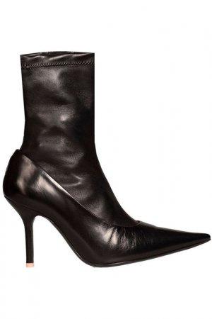 Ботинки Acne. Цвет: черный
