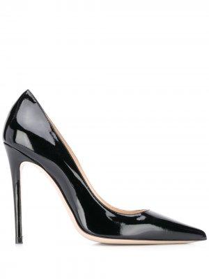 Туфли-лодочки Vernice Deimille. Цвет: черный