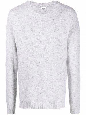 Джемпер с круглым вырезом Filippa K. Цвет: серый
