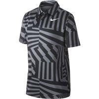 Рубашка-поло для гольфа с графикой мальчиков Nike Dri-FIT