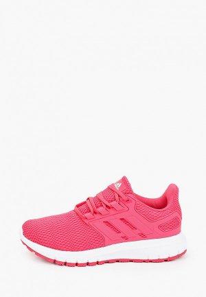 Кроссовки adidas ULTIMASHOW. Цвет: розовый