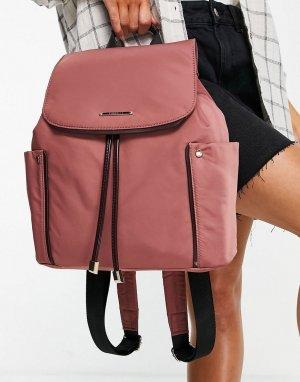 Рюкзак пыльно-розового цвета Eloise-Розовый цвет Fiorelli