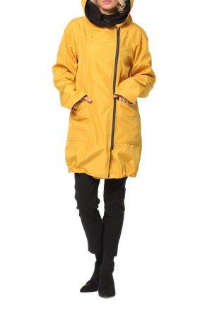Куртка Kata Binska. Цвет: желтый