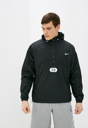 Ветровка Nike M NK SB MARCH RADNESS ANORAK. Цвет: черный