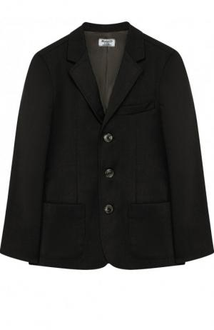 Однобортный пиджак Aletta. Цвет: серый