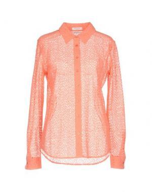 Pубашка EQUIPMENT. Цвет: розовый