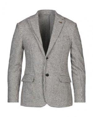 Пиджак SIVIGLIA. Цвет: коричневый