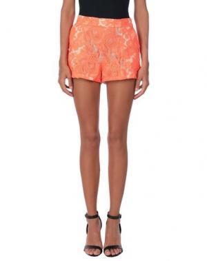 Повседневные шорты LORELLA SIGNORINO. Цвет: оранжевый