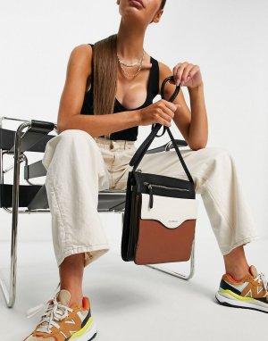 Многоцветная сумка через плечо Blake-Multi Fiorelli