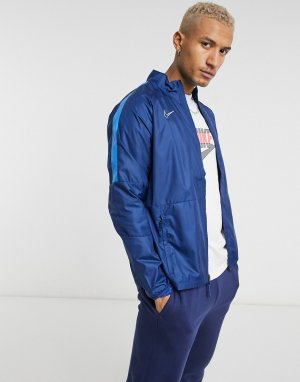 Синяя олимпийка Academy-Голубой Nike