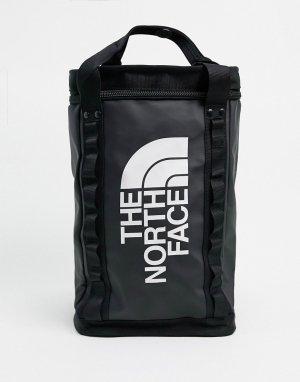 Черный рюкзак-сумка Explore Fusebox S-Черный цвет The North Face