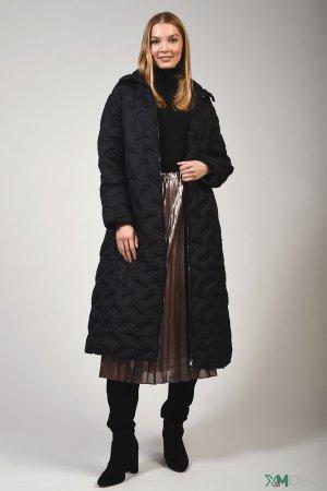 Пальто Emporio Armani. Цвет: чёрный