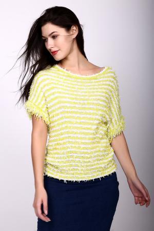 Пуловер Marc Cain. Цвет: жёлтый