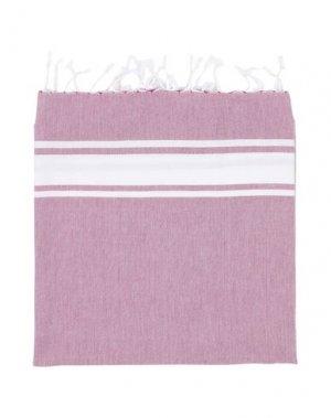 Пляжное полотенце ESPADRIJ. Цвет: светло-фиолетовый