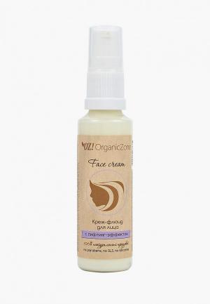 Крем для лица OZ! OrganicZone с лифтинг-эффектом 50 мл. Цвет: белый