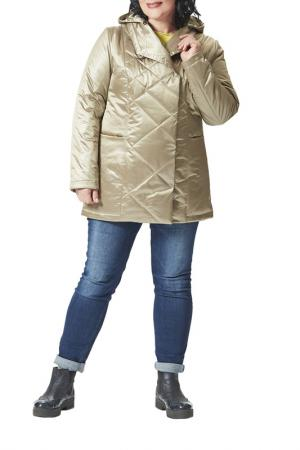 Куртка DIMMA. Цвет: оливковый