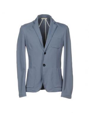 Пиджак OBVIOUS BASIC. Цвет: небесно-голубой