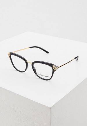 Оправа Dolce&Gabbana DG5052 501. Цвет: черный