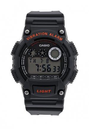Часы Casio Collection W-735H-8A. Цвет: серый