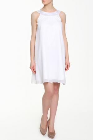 Платье BMBL VIRSAVIYA. Цвет: белый