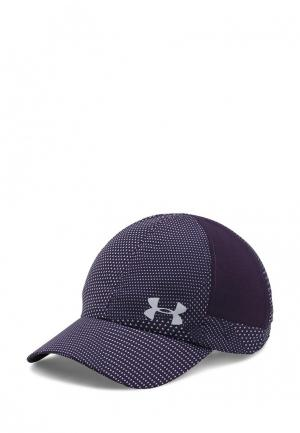 Бейсболка Under Armour UA Fly By ArmourVent™ Cap. Цвет: фиолетовый