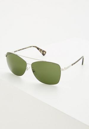 Очки солнцезащитные Ralph Lauren RA4121 316171. Цвет: серебряный