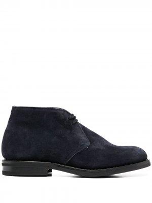 Churchs ботинки дезерты Ryder 3 Church's. Цвет: синий