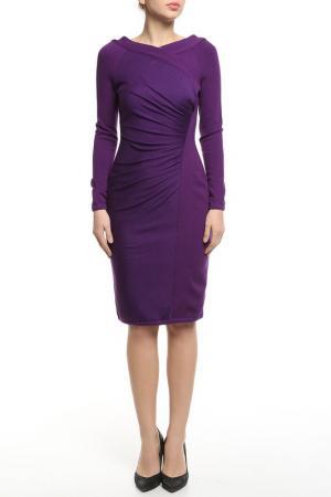 Платье Herve L.Leroux. Цвет: мультицвет