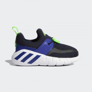 Кроссовки-слипоны RapidaZen Sportswear adidas. Цвет: зеленый