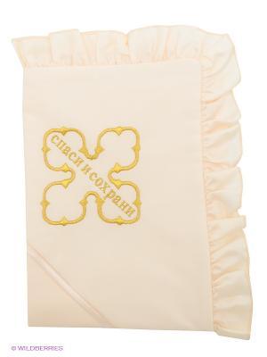 Полотенце-накидка Ангел мой. Цвет: кремовый